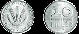 FAO Célkitűzéseinek támogatása - allumínium érme