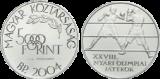 2004. NYÁRI OLIMPIAI JÁTÉKOK - ATHÉN - EZÜSTÉRME