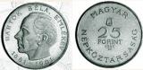 Bartók Béla Születésének 80. évfordulója  - ezüstérme
