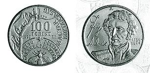 1990 MAGYAR NYELVŰ SZÍNJÁTSZÁS - SZINESFÉM ÉRME