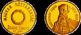 Az 1848-1949 -es Forradalom és Szabadságharc 150. évfordulója - aranyérme