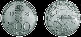 1993 CSATLAKOZÁS AZ EURÓPAI KÖZÖSSÉGHEZ - EZÜSTÉRME