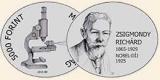ZSIGMONDY RICHÁRD (1865-1929) - Ag (ezüst érme)