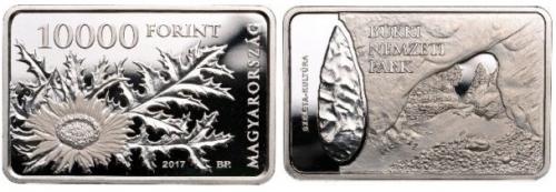 Bükki Nemzeti Park - ezüst érme