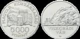 2004 MAGYAR VÁRAK - VISEGRÁD - EZÜSTÉRME