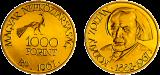 1967 Kodály Zoltán Születésének 85. évfordulója - aranyérme