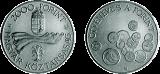 Ötéves a forint - ezüstérme