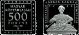 2002 JÁTÉKOK - SAKK - SZINESFÉM ÉRME