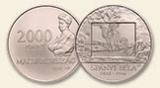 Spányi Béla (1852-1914) halálának 100. évfordulója - színesfém érme