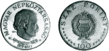 Semmelweis Ignác születésének 150. évfordulója - ezüstérme