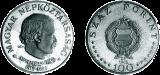 1968 SEMMELWEIS IGNÁC SZÜLETÉSÉNEK 150. ÉVFORDULÓJA - EZÜSTÉRME
