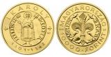 2012 I. Károly (1301-1342) aranyforintja- aranyérme