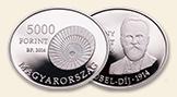 BÁRÁNY RÓBERT  - Ag (ezüst érme)