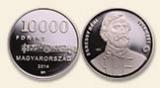 2014 EGRESSY BÉNI (1814-1851) - Ag  (ezüst érme)