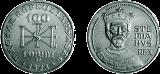 1972 I. ISTVÁN SZÜLETÉSÉNEK 1 000. ÉVFORDULÓJA - EZÜSTÉRME