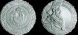 Bethlen Gábor halálának 350. évfordulója - ezüstérme