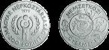 Nemzetközi gyermekév - ezüstérme