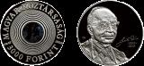 2000 GÁBOR DÉNES SZÜLETÉSÉNEK 100. ÉVFORDULÓJA - EZÜSTÉRME