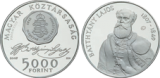 BATTHYÁNY LAJOS (1807-1849) SZÜLETÉSÉNEK 200. ÉVFORDULÓJA - EZÜSTÉRME